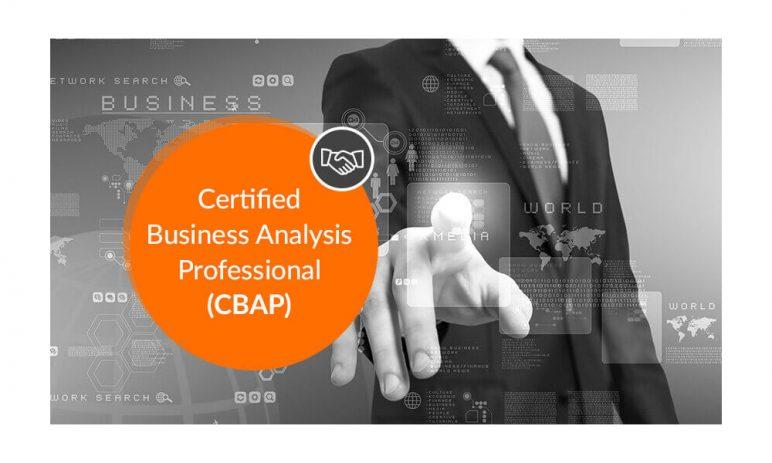 Khóa học Certified Business Analytics Professional CBAP