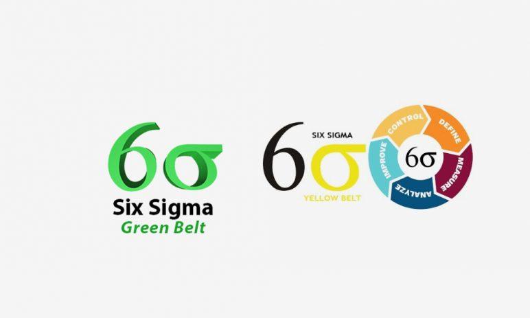 Six Sigma Green Belt đai xanh, Yellow Belt đai vàng là gì?