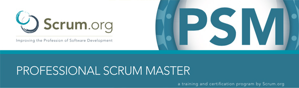 chứng chỉ Professional Scrum Master (PSM)