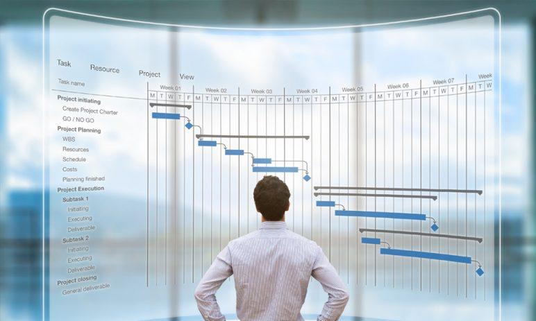 5 giai đoạn Quản lý dự án cơ bản