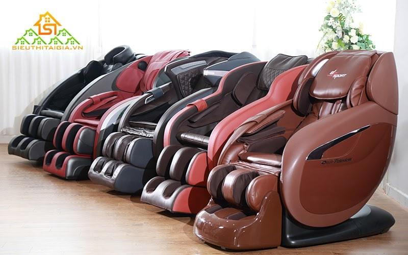 Những sản phẩm ghế massage của Elipsport