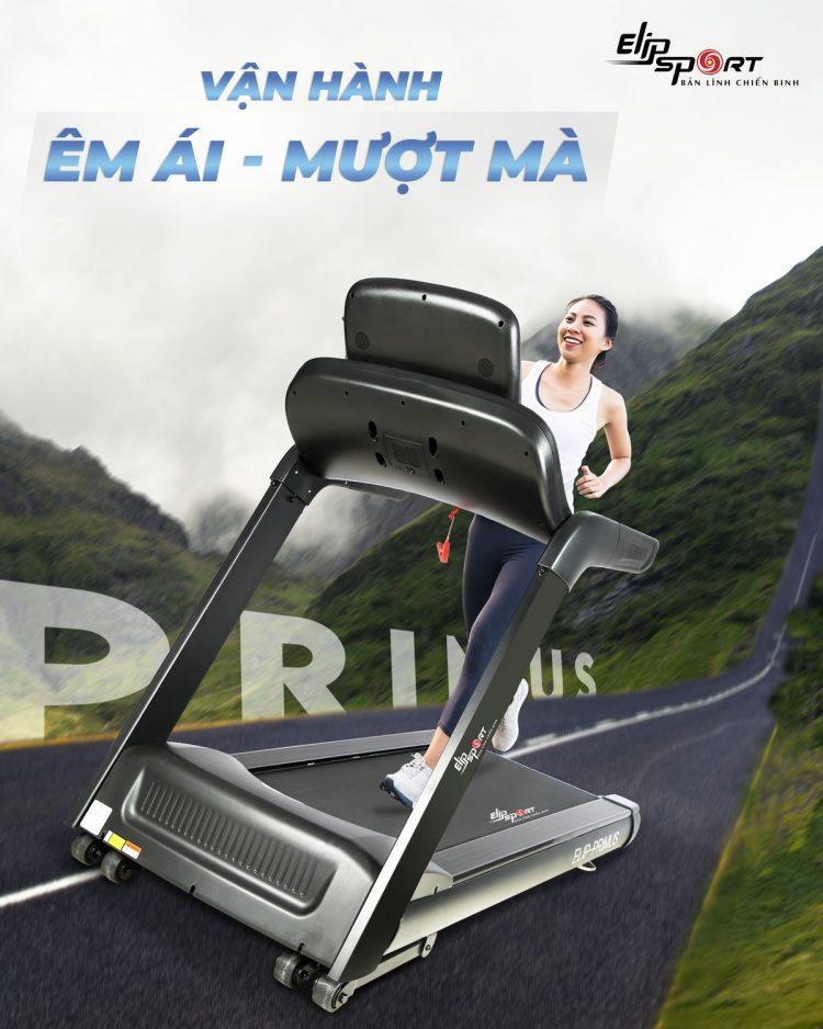 Máy chạy bộ điện ELIP Primus
