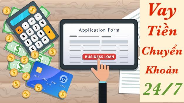 Vay tiền online chuyển khoản - những điều bạn cần biết