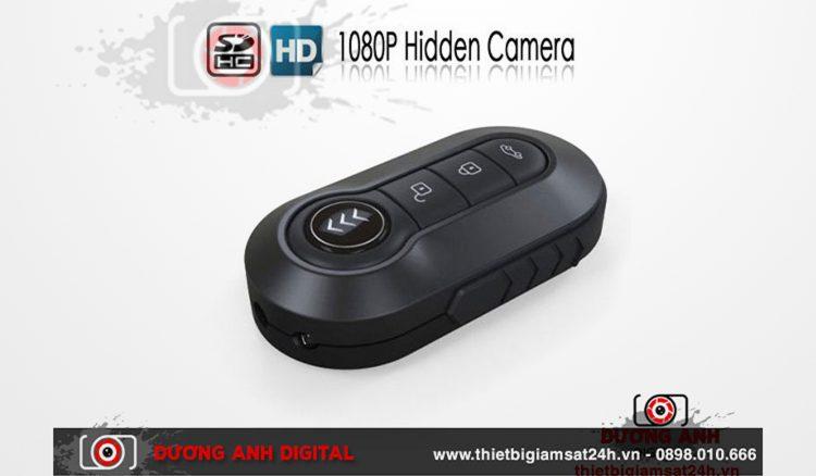 Camera ngụy trang móc khóa
