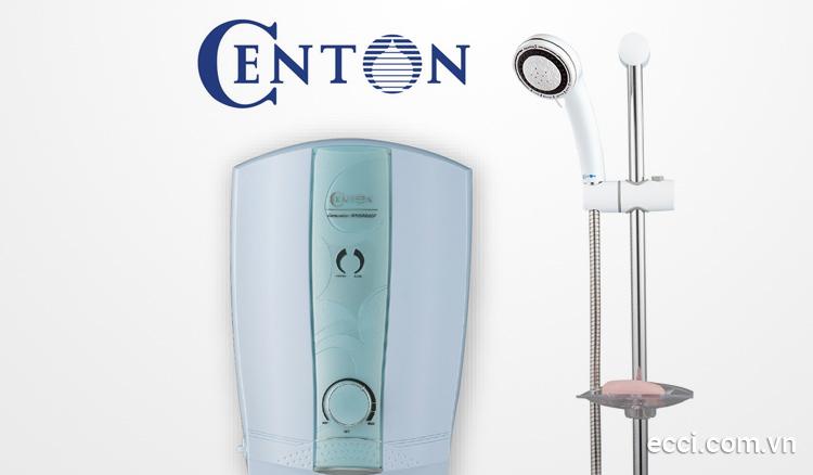 Có nên mua máy nước nóng Centon hay không?
