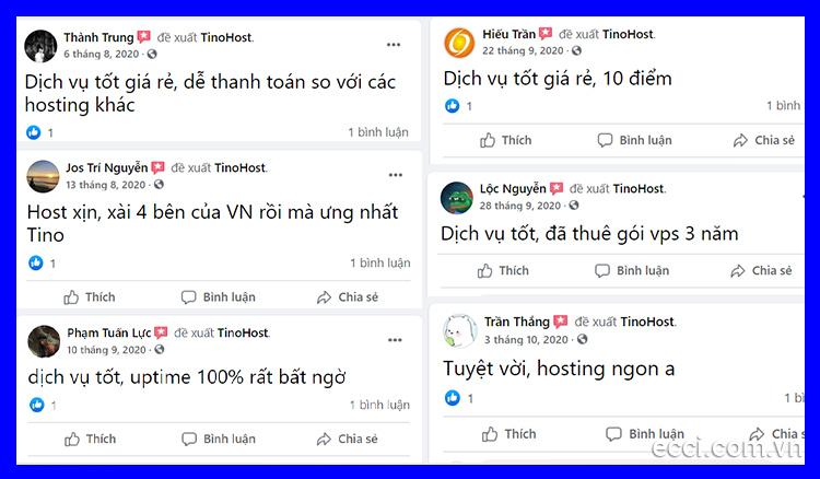Tinohost: Một làn gió mới ngành cung cấp tên miền, hosting giá rẻ tại Việt Nam