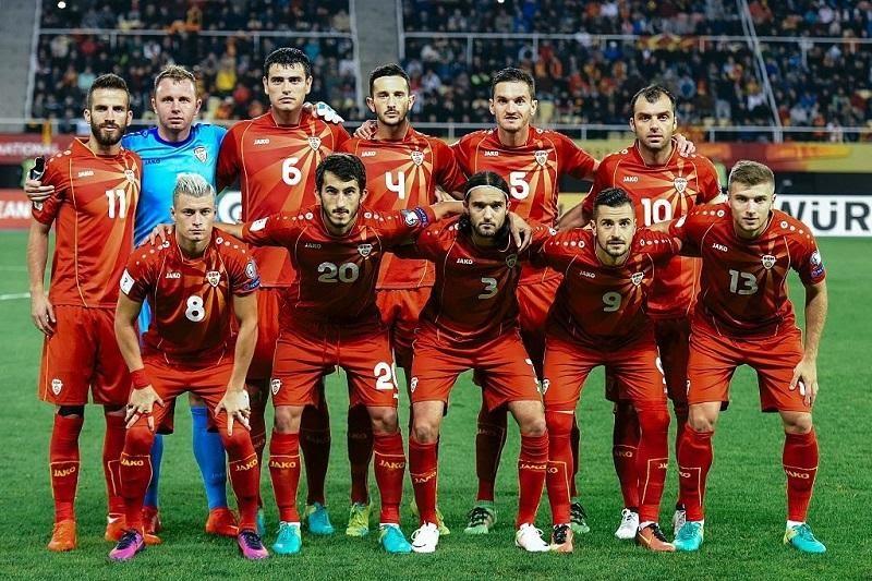 Dự đoán đội hình của Bắc Macedonia kì Euro 2020-2021