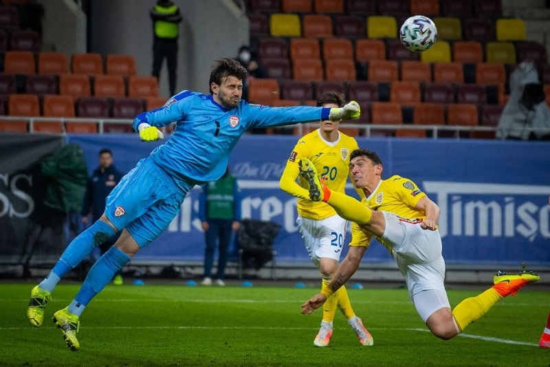 Thủ môn: Kinh nghiệm từ La Liga