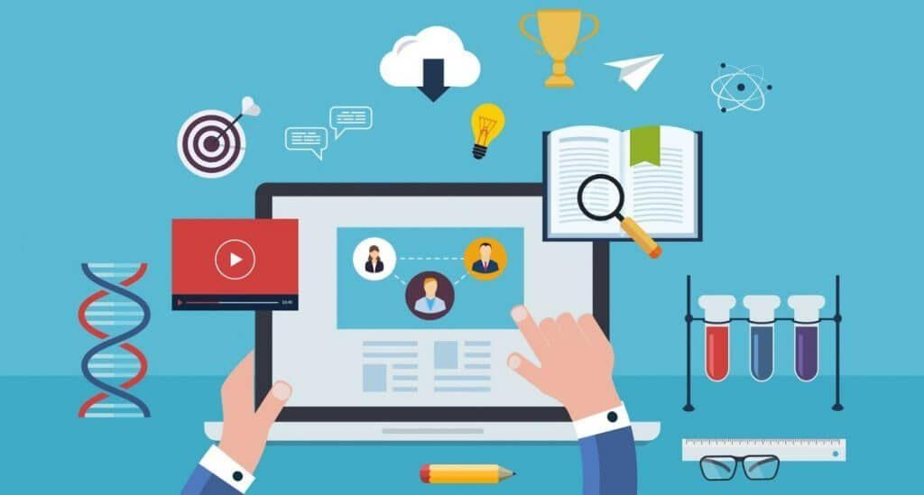 Cung cấp các khóa học trực tuyến