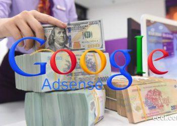 Kiếm tiền trên mạng với Google Adsense