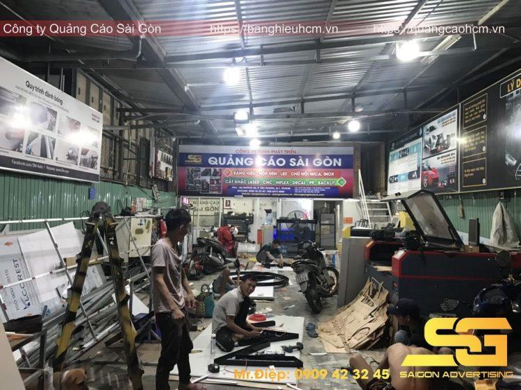 Tìm hiểu đôi nét về Quảng Cáo Sài Gòn