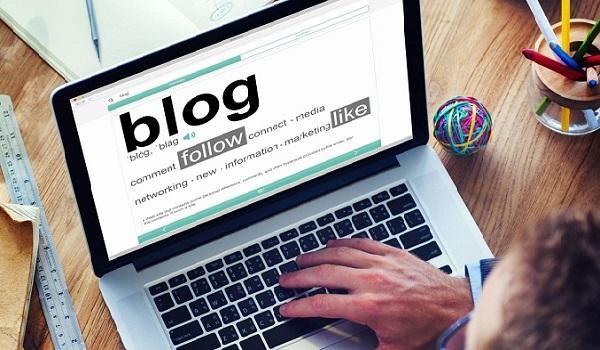 Xây dựng một blog