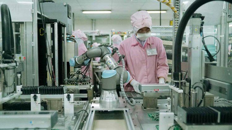 robotics Việt Nam vì khả năng tăng năng suất lao động