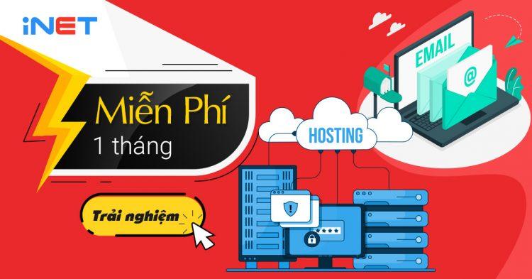 Dịch vụ Hosting iNETđa dạng với nhiều ưu điểm ấn tượng