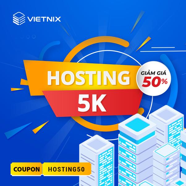 hosting vietnix