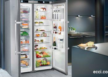 Top 4 kích thước tủ lạnh side by side tiết kiệm điện nhất hiện nay