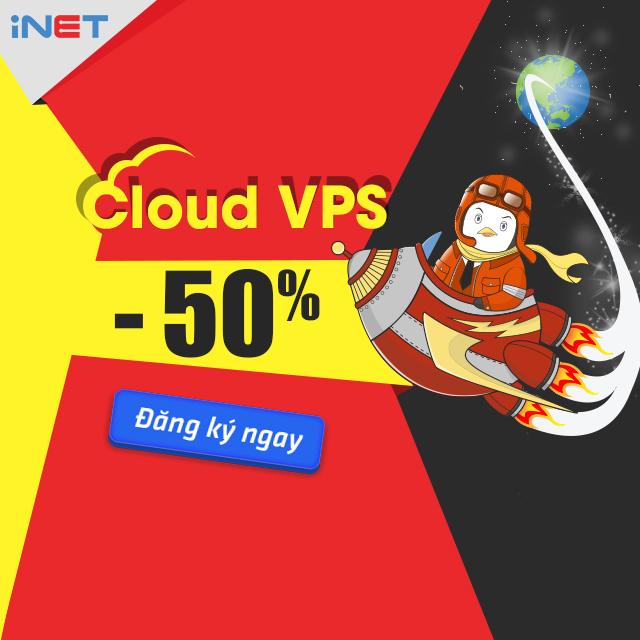 Đừng bỏ lỡ iNet khi chọn thuê VPS