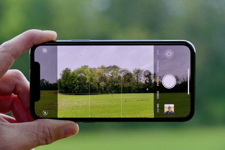 Điện thoại iPhone 11 sở hữu máy ảnh cao cấp