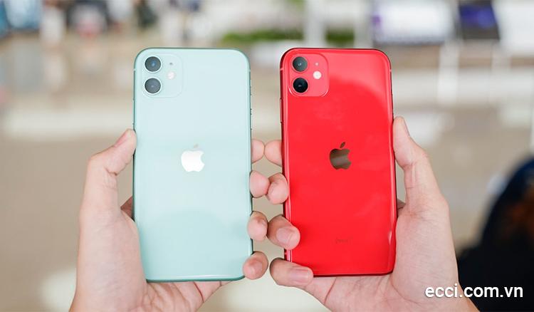 iPhone 11 năm 2021: cấu hình ngon, pin dùng hơn 6h liên tục