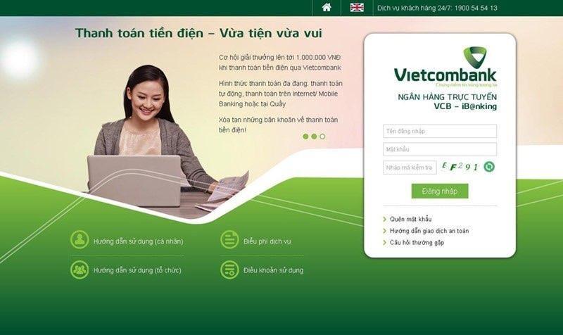 Lợi Ích Khi Sử Dụng Dịch Vụ Ngân Hàng Vietcombank