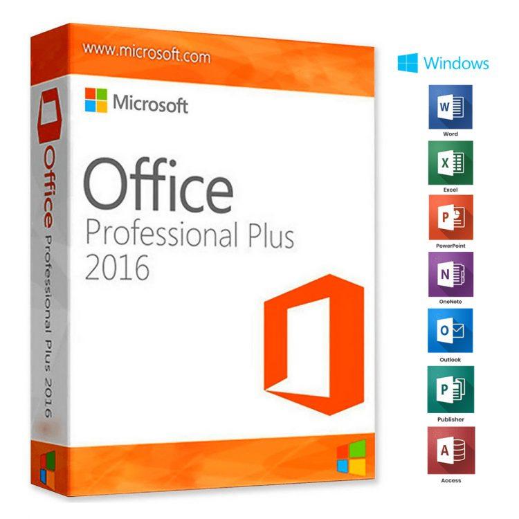 Tổng quan các ứng dụng bên trong bộ Office 2016