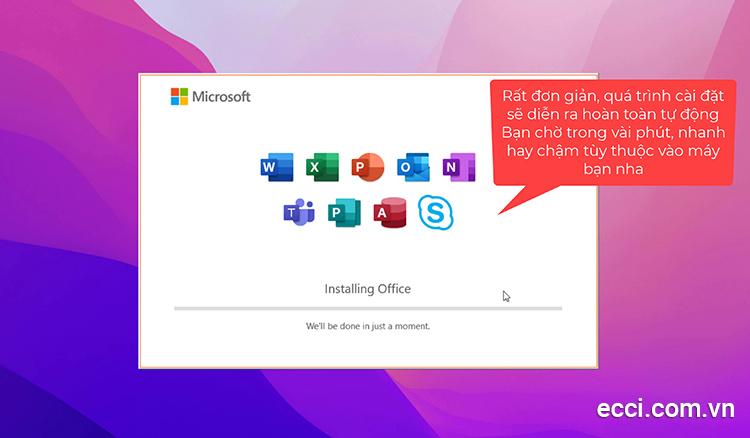 Hướng dẫn cài đặt Microsoft Office 365