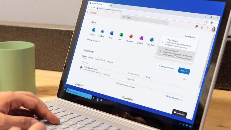Tải trọn bộ Microsoft Office 365