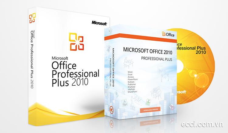 Crack Office 2010, link download miễn phí key trọn bộ siêu nhanh
