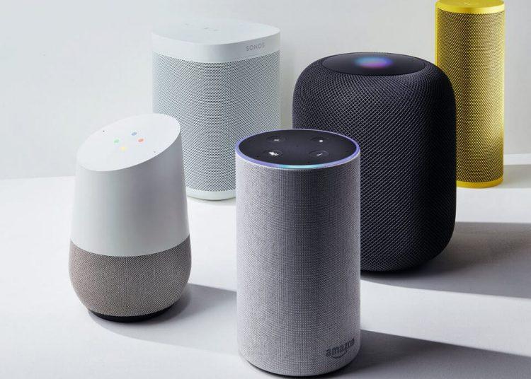 thiết bị thông minh có thể điều khiển bằng giọng nói